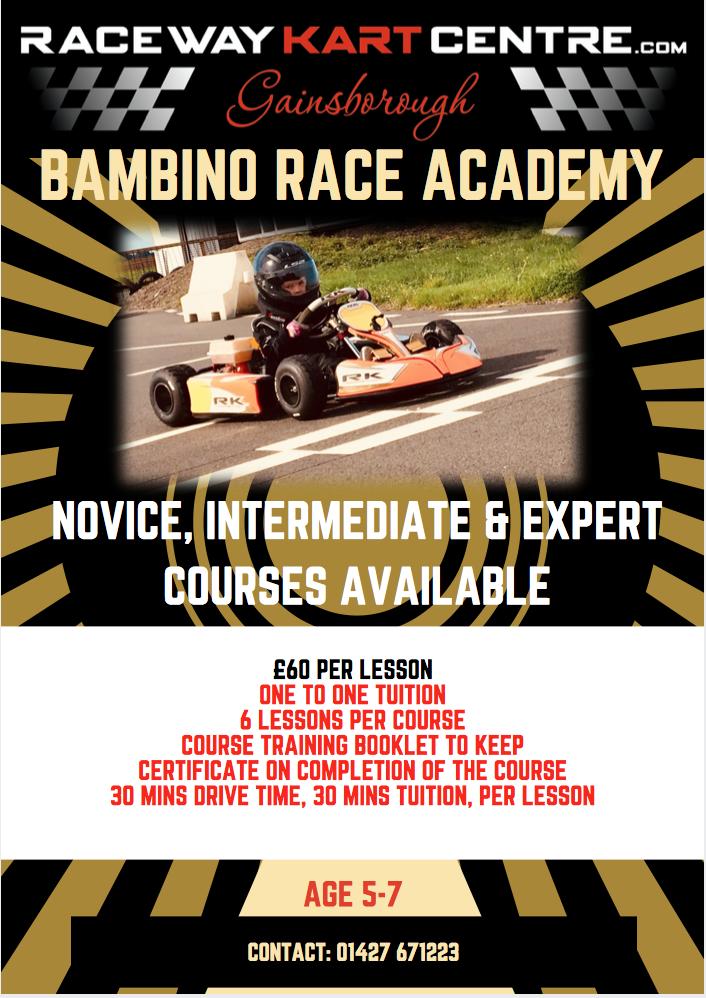Bambino Race Academy